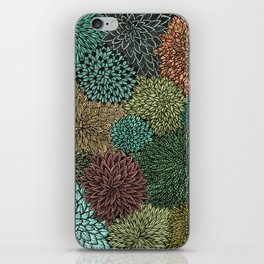 Ink  Pattern No.4 iPhone Skin