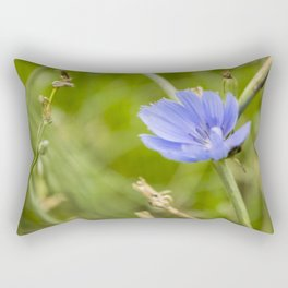 Chicory #1 Rectangular Pillow