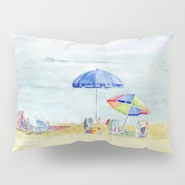 Beach Day Pillow Sham