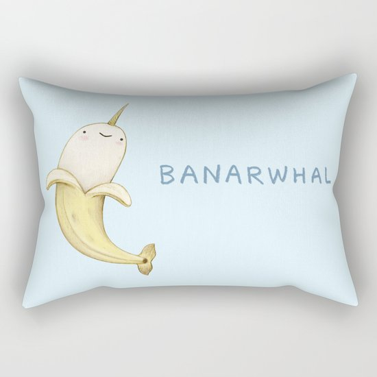 Banarwhal by sophiecorrigan