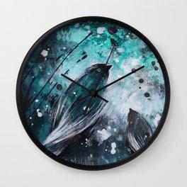 """""""Unbound"""" (4) Wall Clock"""
