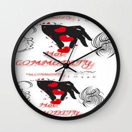 hot commodity Wall Clock
