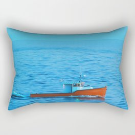 Heading Back to the Cove Rectangular Pillow