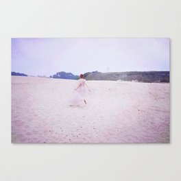 Unrequited Moon Canvas Print