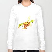 sci fi Long Sleeve T-shirts featuring sci-fi by guru8