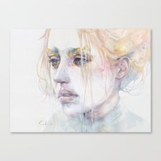 imaginary illness Canvas Print