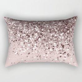 Cali Summer Vibes Lady Glitter #13 #shiny #decor #art #society6 Rectangular Pillow