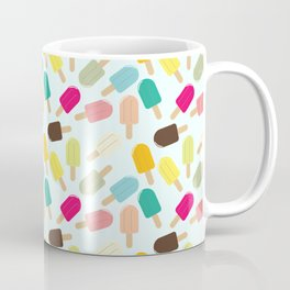 Popsicle Pattern Coffee Mug