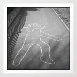 Nils Art Print
