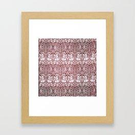 """William Morris """"Brer rabbit"""" 7. Framed Art Print"""