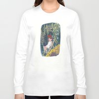kiki Long Sleeve T-shirts featuring Kiki by Verity