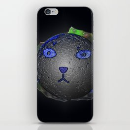 Cat Ball iPhone Skin