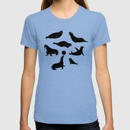 Sealhouettes T-shirt