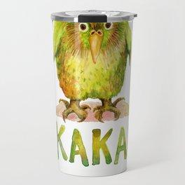 I'm a KAKAPO Travel Mug