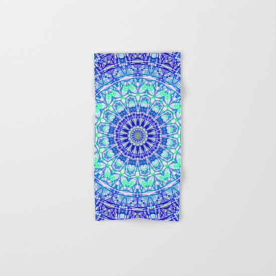 Tribal Mandala G389 Hand & Bath Towel
