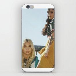 Kehlani x Hayley Kiyoko 2 iPhone Skin