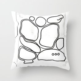From Simplicity 2 Complexity series pt. 2 Throw Pillow