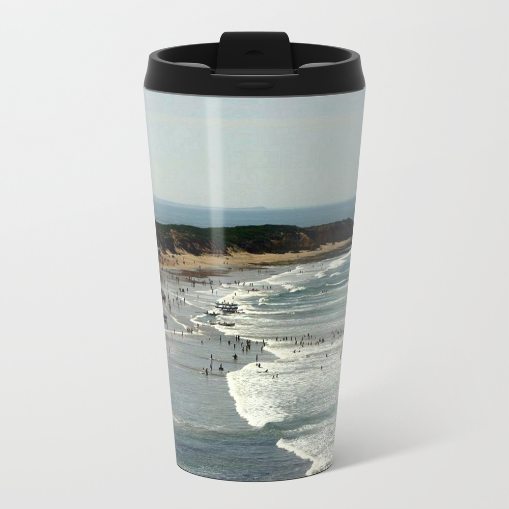 Torquay Heads - Rowing Regatta - Australia Travel Mug TRM860131