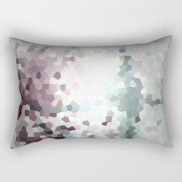 Hex Dust 1 Rectangular Pillow