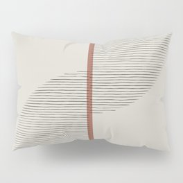 Geometric Composition II Pillow Sham