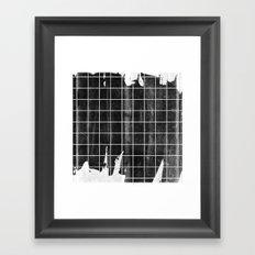 Repetition Framed Art Print