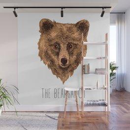 The Beargamot (Portrait) Wall Mural
