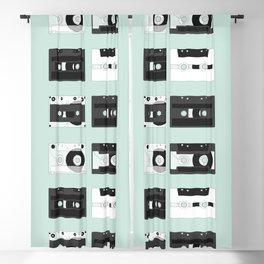 Cassette Pattern #2 Blackout Curtain