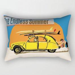 An Endless Summer bummer Rectangular Pillow