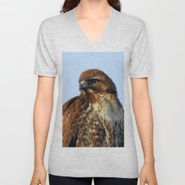 Young Prince of the Skies Unisex V-Neck