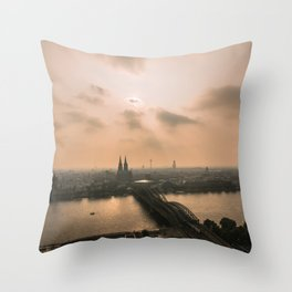 Cologne, Germany Throw Pillow