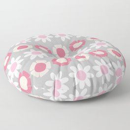 Peggy Pink Floor Pillow