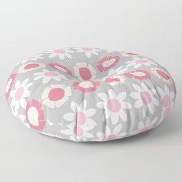 Peggy Pink Floor Pillow