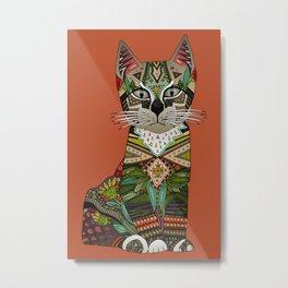 pixiebob kitten sienna Metal Print