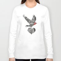 spiritual Long Sleeve T-shirts featuring Spiritual Gifts by ecclesiahouston