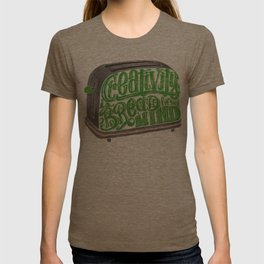 Creativity is bread for your mind T-shirt