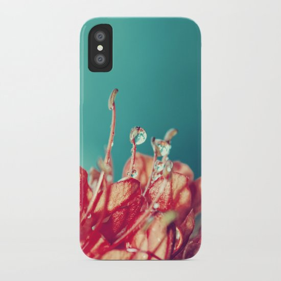 Holding On iPhone Case