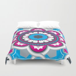 Chilean Flower Duvet Cover