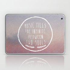 I. Music fills the infinite Laptop & iPad Skin