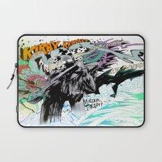Kirby Krackle MUTATE, BABY! Album Cover Laptop Sleeve