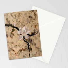 Acrylic Flower Stationery Cards