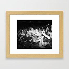 Bane Framed Art Print