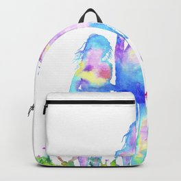 Mother and Daughters Backpack
