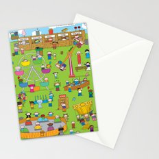 Oekie Fair Stationery Cards