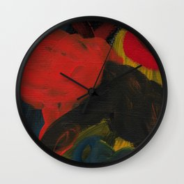 Petrichor Wall Clock
