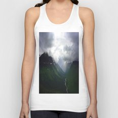 Mystic Mountains Unisex Tank Top