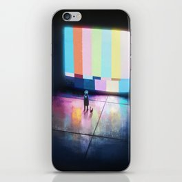 No Signal iPhone Skin
