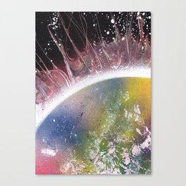 corona (Small Space 14) Canvas Print