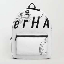 herHABITAT Logo Backpack