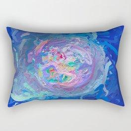 Abstract Mandala 299 Rectangular Pillow
