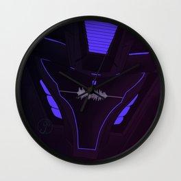 Soundwave the Decepticon Spymaster Transformers Prime Wall Clock